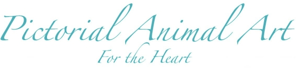 AC Pictorial Animal Art for Heart